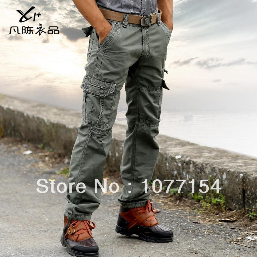 cool cargo pants - Pi Pants