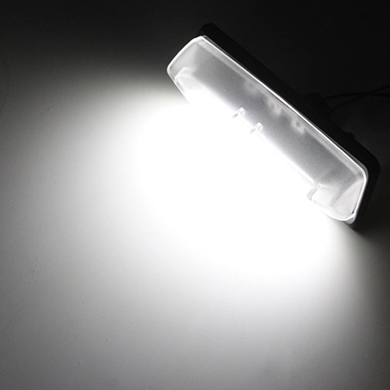plate luzes para lexus is200 is300 gs300 05