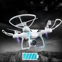white camera drones profissional RC Drone Wifi FPV HD Adjustable Camera RC Quadcopter Drone 1800mAh profissional RC Drone
