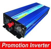 Wholesale True Sine Wave Invertor 2000W 12V to 230V 240V Off Grid Solar Invertor Free DHL Shipping