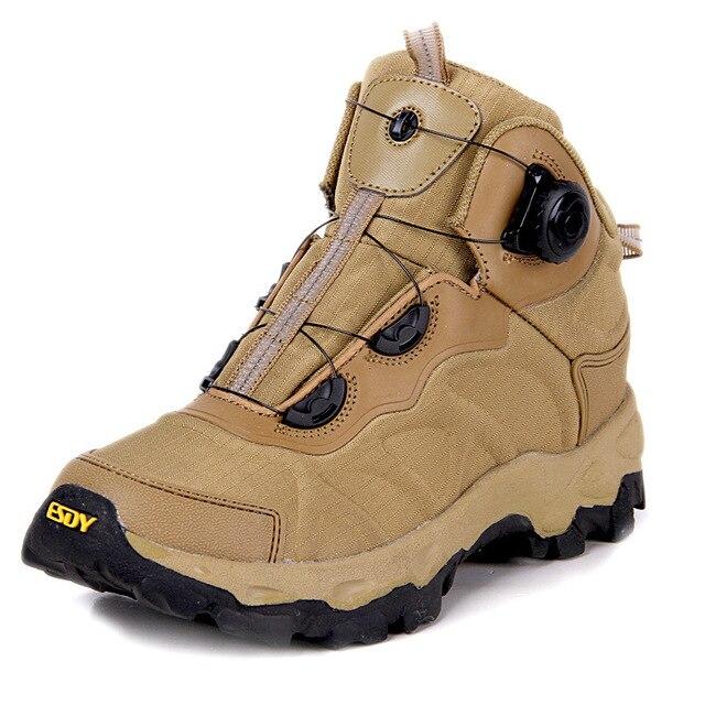 Тактические военные сапоги туфли-botas militares ларга сват марка натуральная кожа мужчины лодыжки мотоциклов пустыня охота кружева-up обувь