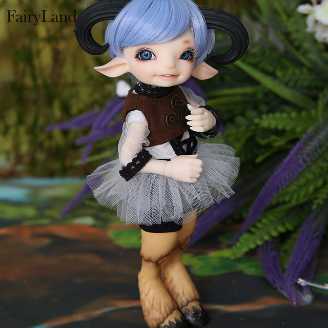 Oueneifs Fairyland RealFee Pano 1/7 sd bjd model   baby dolls toys dollhouse silicone resin anime  furniture  luodoll