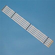 9 مصابيح LED الخلفية قطاع لسامسونج UE32F6200AK UE32F5020AK UE32F5505AK UE32F5560AK UE32F6100AK القضبان عدة التلفزيون LED الفرقة