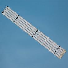 9 Lamps LED Backlight Strip For Samsung UE32F6200AK UE32F5020AK UE32F5505AK UE32F5560AK UE32F6100AK Bars Kit Television LED Band