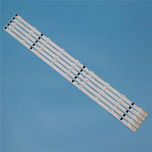 9 lampen Led hintergrundbeleuchtung Streifen Für Samsung UE32F6200AK UE32F5020AK UE32F5505AK UE32F5560AK UE32F6100AK Bars Kit Fernsehen FÜHRTE Band