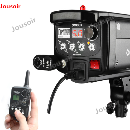 Godox-DP300-300WS-Pro-Photography-Strobe-Flash-Studio-Light-Lamp-Head-Bowens-Mount