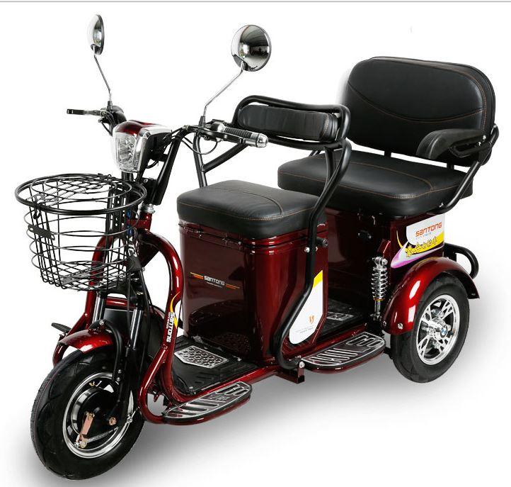 Électrique moto/trottinette électrique/e-bike/Tricycle/grand rond large pneu voiture électrique/les personnes âgées Moto