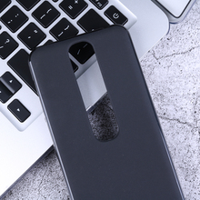 For Vodafone Smart N10 V10 Case Soft TPU Silicone Squishy Black Phone Matte Anti-knock Back Cover