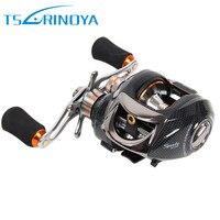 Tsurinoya Baitcasting Fishing Reel 13 1BB 6 3 1 Max Drag 3 5kg 210g Carretilhas De