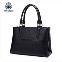 INHO CHANCY 2017 Female Pouch Handbag Women Bags Designer Michael Handbag Women Famous Brands Leather Shoulder