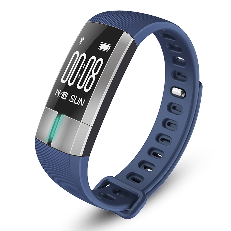 Bracelet G20 Moniteur ECG Coeur de La Pression Artérielle Taux Montres Fitness Tracker Activité Bracelet pk mi Bande 2 ID107