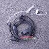 2 Pin Throat Walkie Talkie Accessories Headset PTT Mic Air Acoustic Tube In Ear Earpiece Two