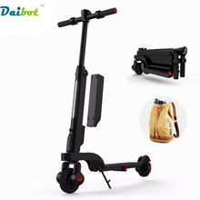 New Portable Adult Folding Electric Skatebaord Kick Scooter 2 Wheels with Rechargeable Lithium Battery Bluetooth Speaker