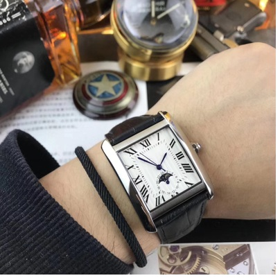 Mens Watches Top Brand Runway Luxury European Design Automatic Mechanical Watch S0701