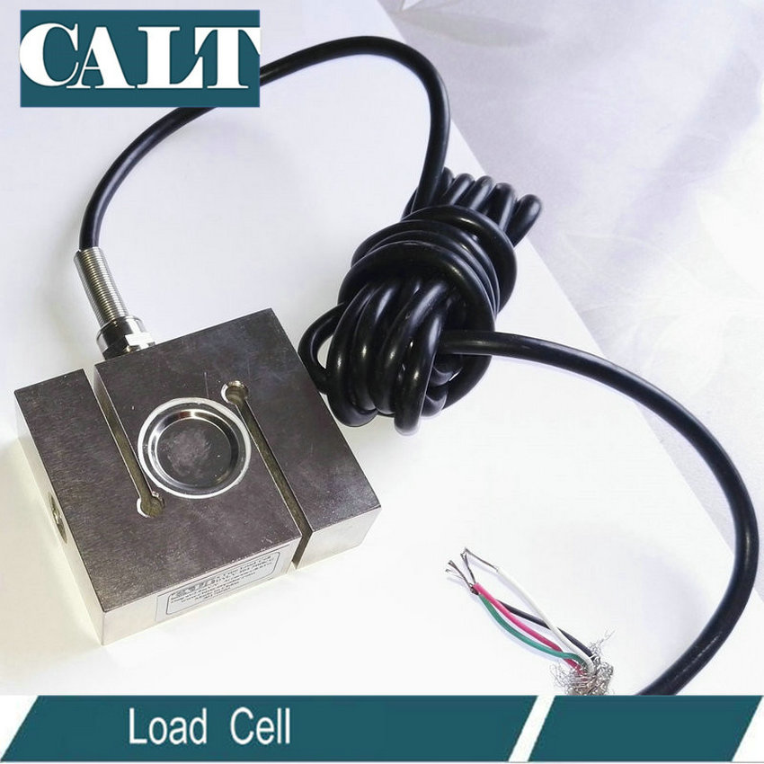 DYLY-104 1500KG 2T capacity Compression and Tension Force Sensor S Beam Load Cell weighing scale 1pcsx pressure sensor s load cell electronic scale sensor weighing sensor 2t 3t 4t 5t