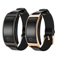 Fashion Smart Wristband Men Women CK11S Blood Pressure Heart Beat Blood Oxygen Sports Watches Fitness Tracker Bracelet 2017