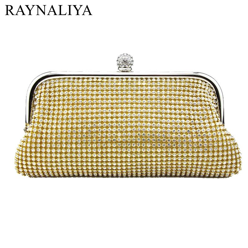Diamonds Women Sequined Frame Small Purse Clutches Handbags Silver Gold Black Rhinestones Evening Bags Wedding Tote Smycy-e0049 стоимость