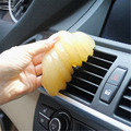 Car Clean Tool Auto Universal Cyber Super Clean Glue Car Cleaning Sponge Products Microfiber Dust Tools Mud Gel Goods