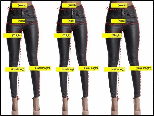 Ženske hlače JEANS RESPECT