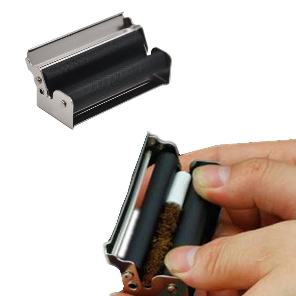 Новый совместных машина ролика Размеры 70 мм изготовления сигарет чайник машины Бумага прокатки табака ролика сигарета сорняк RAW ...