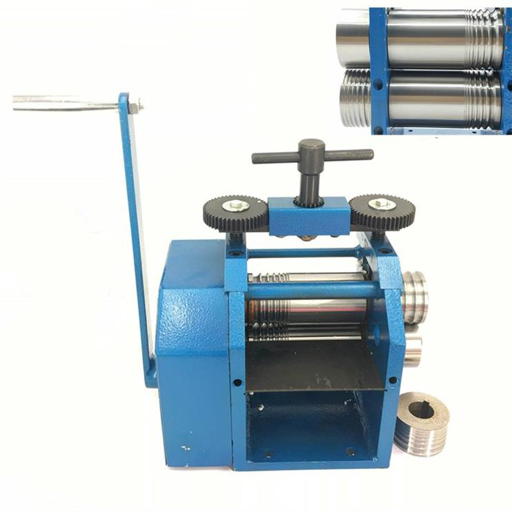 Jewelry Rolling Mill European Manual Operation Tablet Machine Jewelry Tool And Equipment