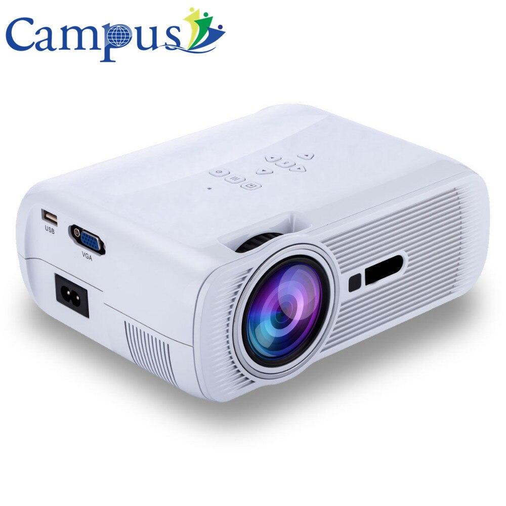 1080p Hd Mini Projector Led Home Cinema Theater Multimedia: 2015 New BL 80 Portable Digital Mini 1000lumens LED LCD