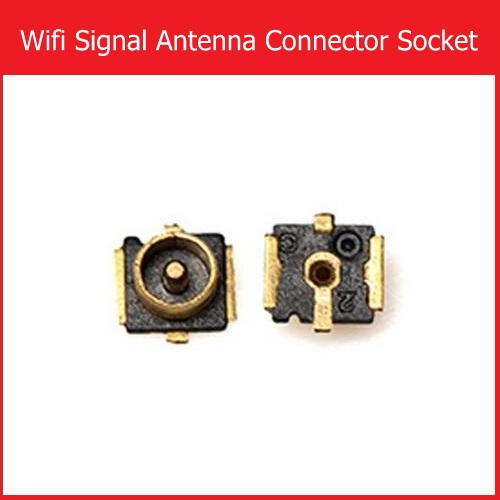 Wifi Signal Antenna <font><b>Connector</b></font> For Xiaomi 3 2A <font><b>4</b></font> 5 Redmi 1S 2 Note 4x Wifi signal cable Socket for <font><b>iPhone</b></font> <font><b>4</b></font> 4s replacement image