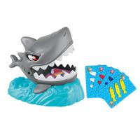 New Funny Bite Finger Cartoon Shark Toy Trick Prank Spoof Prop Family Table Game
