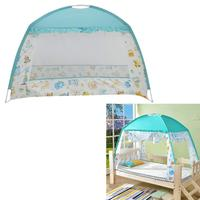 Foldable Baby Crib Tent Zip up Bed Canopy Mesh Playpen Cot Safety Mosquito Net New