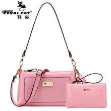 2017 New Fashion Women Bag Wristlet Crossbody Shoulder Bags Ladies Buy 1 Get 1 FREE Pink Cream Sky Blue Red Clutch Purse 5003