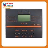 MAYLAR@ Solar80 80A Controller 5V USB charger for mobile phone 12V 24V PV panel Battery Charge Controller Solar system
