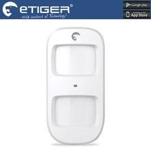 Etiger etiger беспроводной любимчик-иммунные motion detector etiger es-d2a животными motion detector