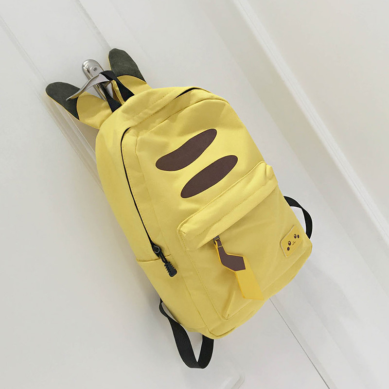 Anime Cute Backpack Girls School Bags Children Pikachu Backpack Kids Gift School Backpacks For Boys Schoolbags Mochila Ryugak