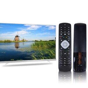 Image 3 - Умный Универсальный ТВ пульт дистанционного управления Замена телевизора пульт дистанционного управления все функции черный для Philips 3D HDTV LCD LED TV