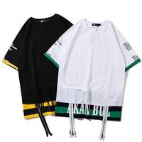 Long Loose Summer T Shirt Women Print Harajuku Kawaii T Shirt Korean Style Streetwear White Top Plus Size Women Clothing 50G0045