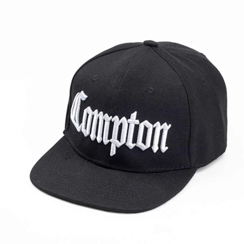 3eb7188f High quality new Compton embroidery baseball Hats Fashion adjustable Cotton  Men Caps Traker Hat Women Hats hop snapback Cap