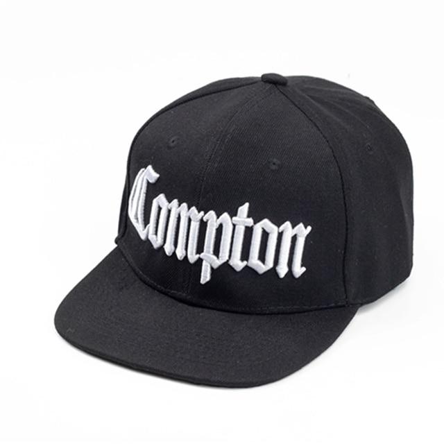 High quality new Compton embroidery baseball Hats Fashion adjustable Cotton Men  Caps Traker Hat Women Hats hop snapback Cap f65876d66bf5