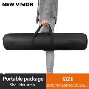 Image 1 - 60/65/70/75/80/100/125cm wyściełana kamera Monopod statyw torba do przenoszenia Case/lekki statyw torba do noszenia/parasol Softbox torba do przenoszenia