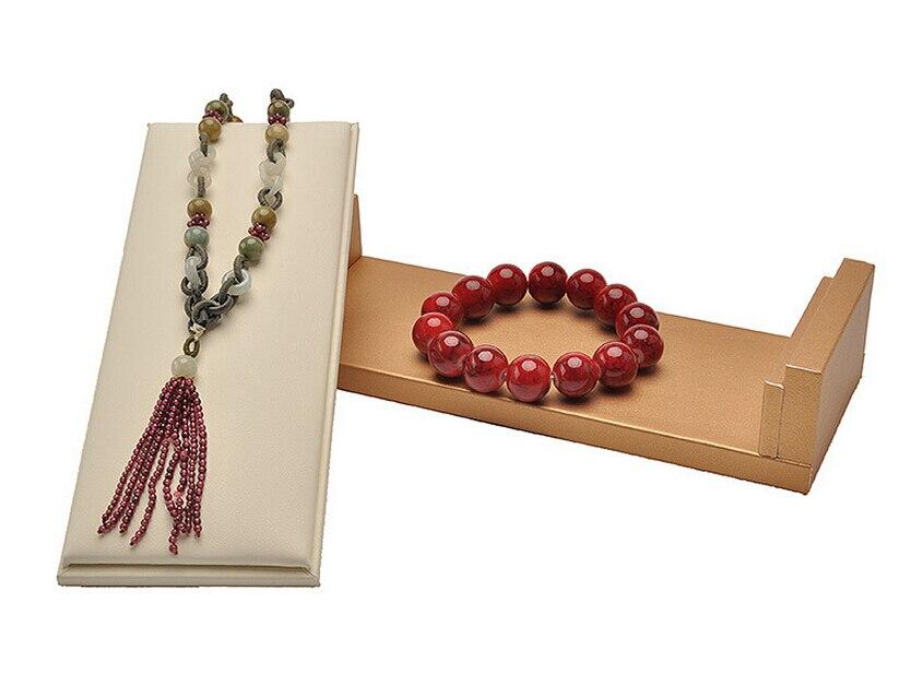 LIN LAN venta Caliente de Pie plano estante para jewelrys collares ...