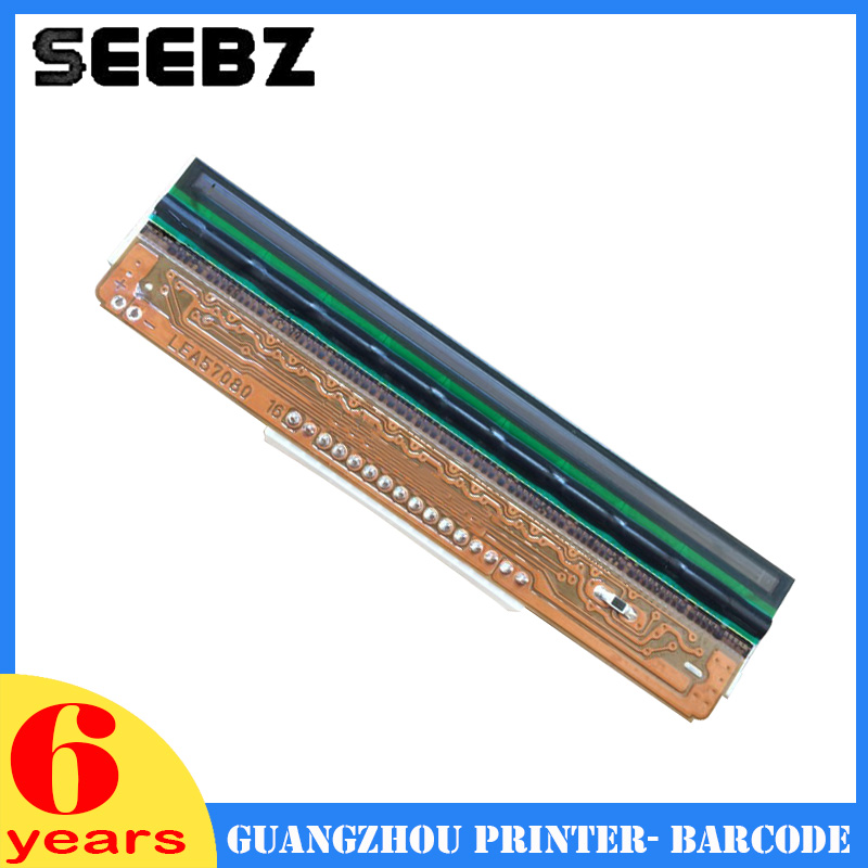 SEEBZ Printer Supplies New Thermal print head Compatible Printhead For Fujitsu FTP-632CT004 Lea57080 Chi2070 zonerich thermal printer head b 58gk 58mk ecr800 1200 1000af 2000af pos machine compatible ftp 628mcl101 sii z245m printhead