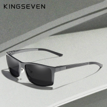 KINGSEVEN New Design Aluminum Magnesium Sunglasses Men Polar