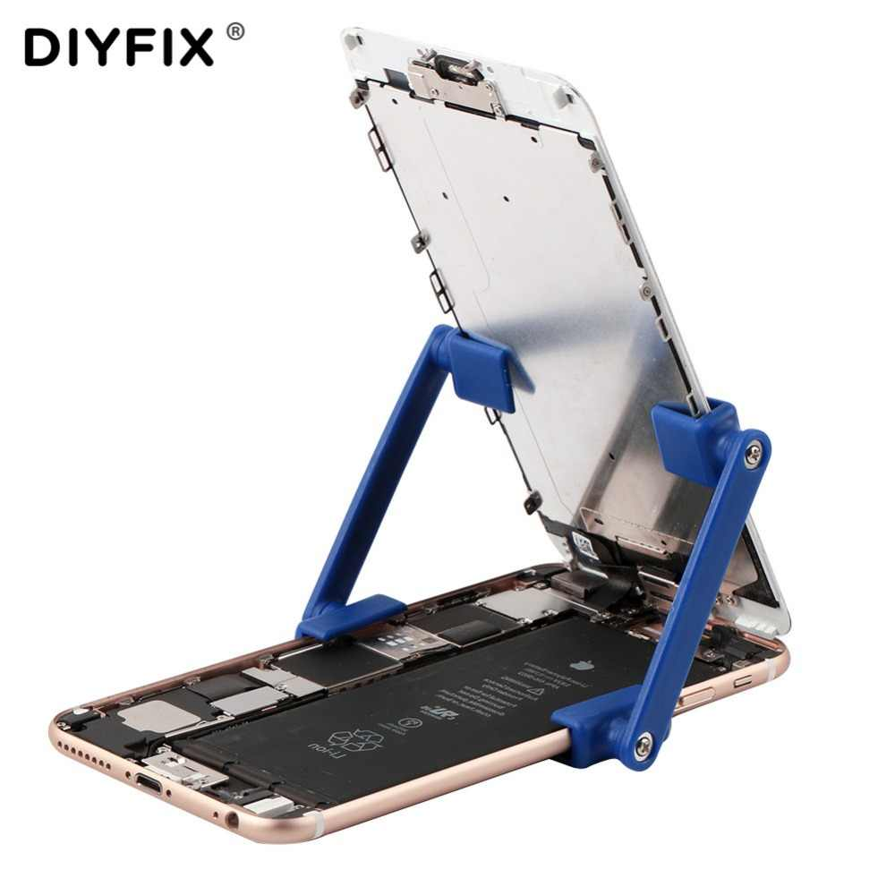 Detail Feedback Questions About Diyfix Universal Pcb Holder Logic Cellphone Fixtures Repairing Circuit Boards For Samsung 2pcs 360 Rotation Stand Repair Tools Lcd Screen Fastening Fixture Clamp Clips