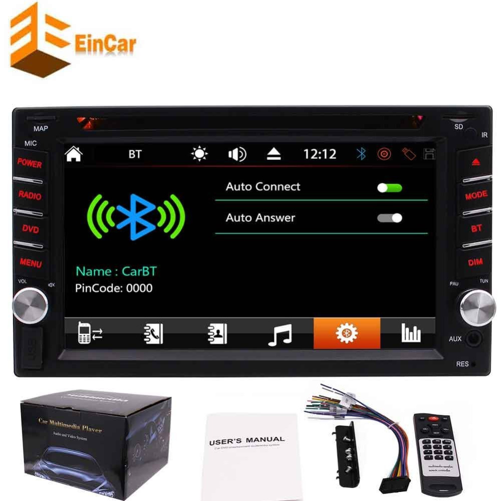 6.2'' 5 points Capacitive Multi-touch Screen double din car dvd player autoradio 2din car pc automagnitol car radio stereo atuo double 2 din car autoradio stereo headunit 6 2 multi touch capacitive screen car dvd cd player mp3 mp4 usb tf bluetooth aux