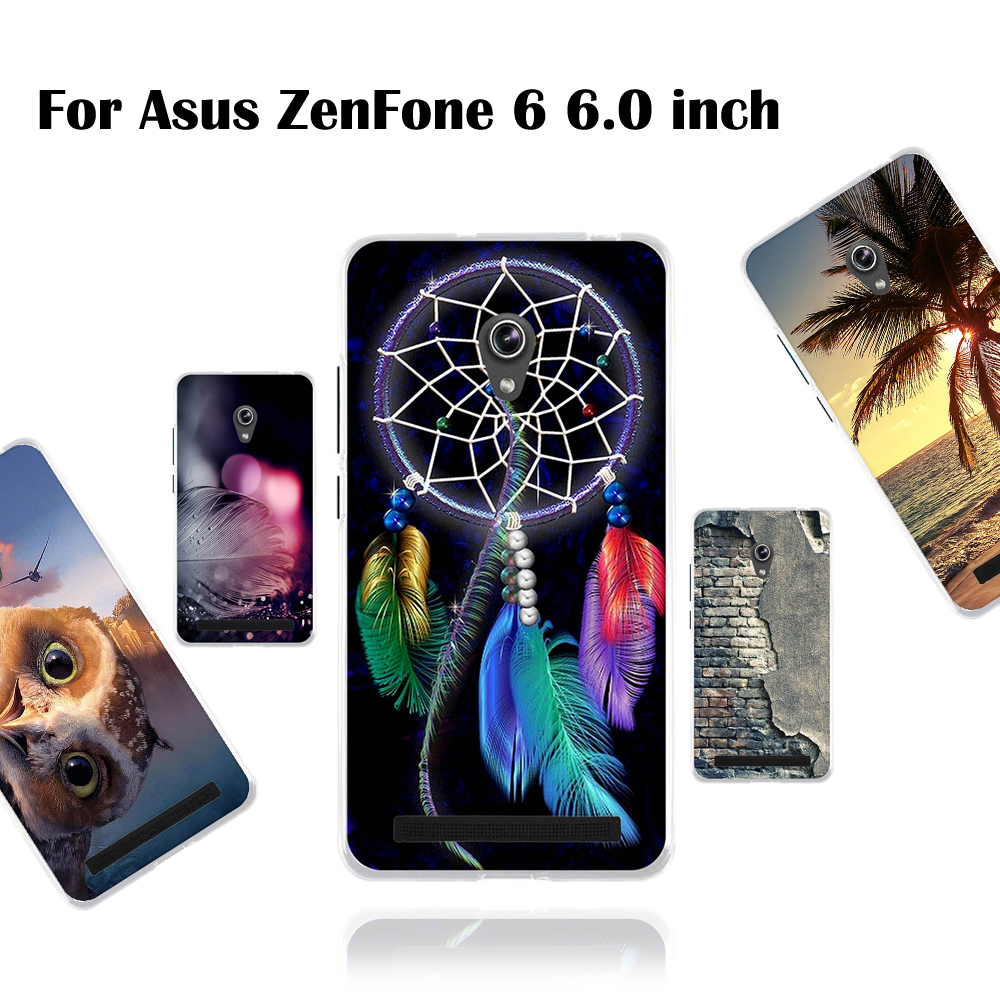 Buy 3d Silicon Case For Asus Zenfone 6 And Get Free Shipping On Back