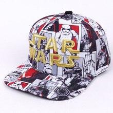 Nuevo estilo gorras de béisbol de moda de graffiti de star wars bordado  hombres mujeres hip hop snapback sombrero ocasional ajus. fe0014eccbe