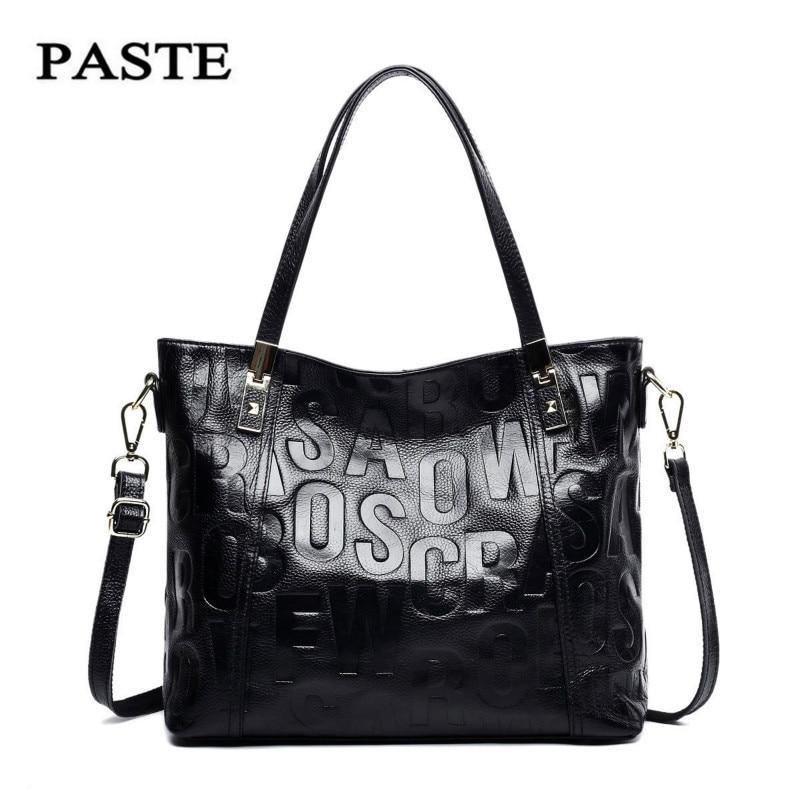2017 Fashion Genuine Leather Women Bag balestra Famous Brand Handbags Women Messenger Bags Female Shoulder Bags Sac pour femme