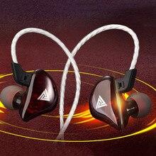 2020 New Earphone for redmi QKZ CK5 In Ear Earphone Stereo Race Sport Headset earbud