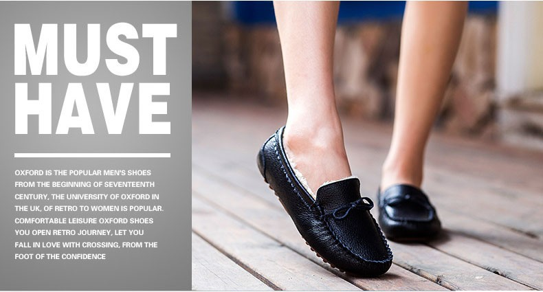 AH 5710  (11) women winter loafers
