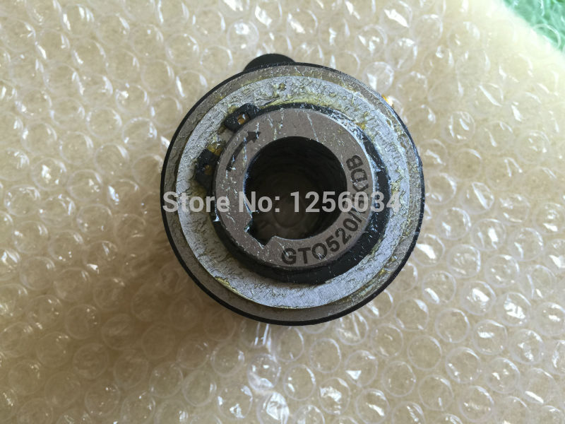 1 piece FREE SHIPPING ink fountain over running clutch for heidelberg machine 42.008.005F 1 piece over running clutch for heidelberg mo machine single needle roller bearings