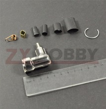 Rcexl Spark plug caps and boots for NGK BMR6A 14MM KIT 90 Degree Spark Plug